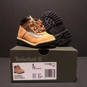 Timberland Field Boot Toddler Boys Infant Boot